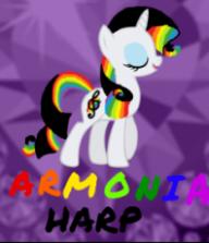 Armonia Harp