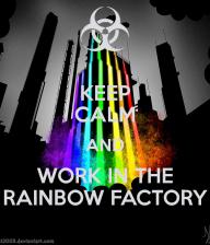 RainbowFactoryandCupcakes